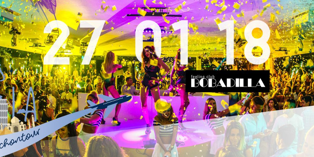 Isola Beach On Tour – Bobadilla feeling club 27.01.18