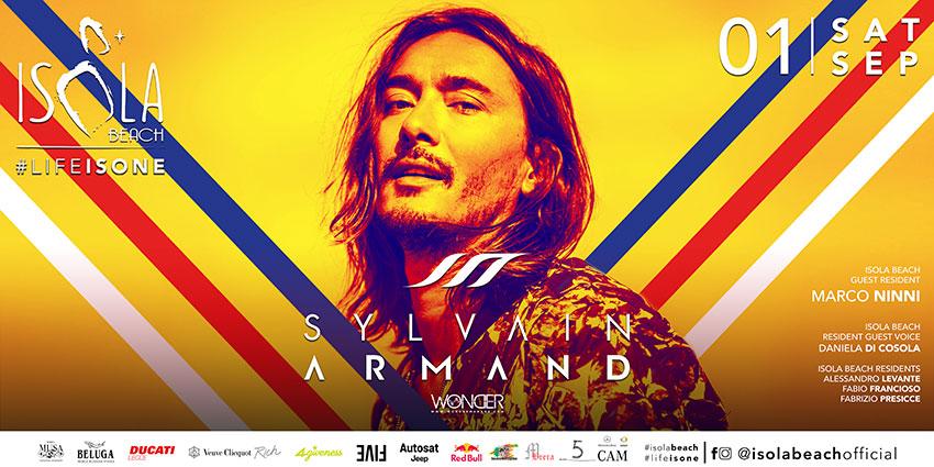 SYLVAIN ARMAND 01.09.18