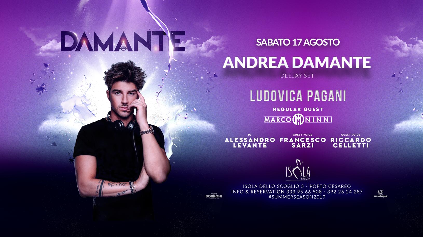 Andrea Damante & Ludovica Pagani 17.08.19