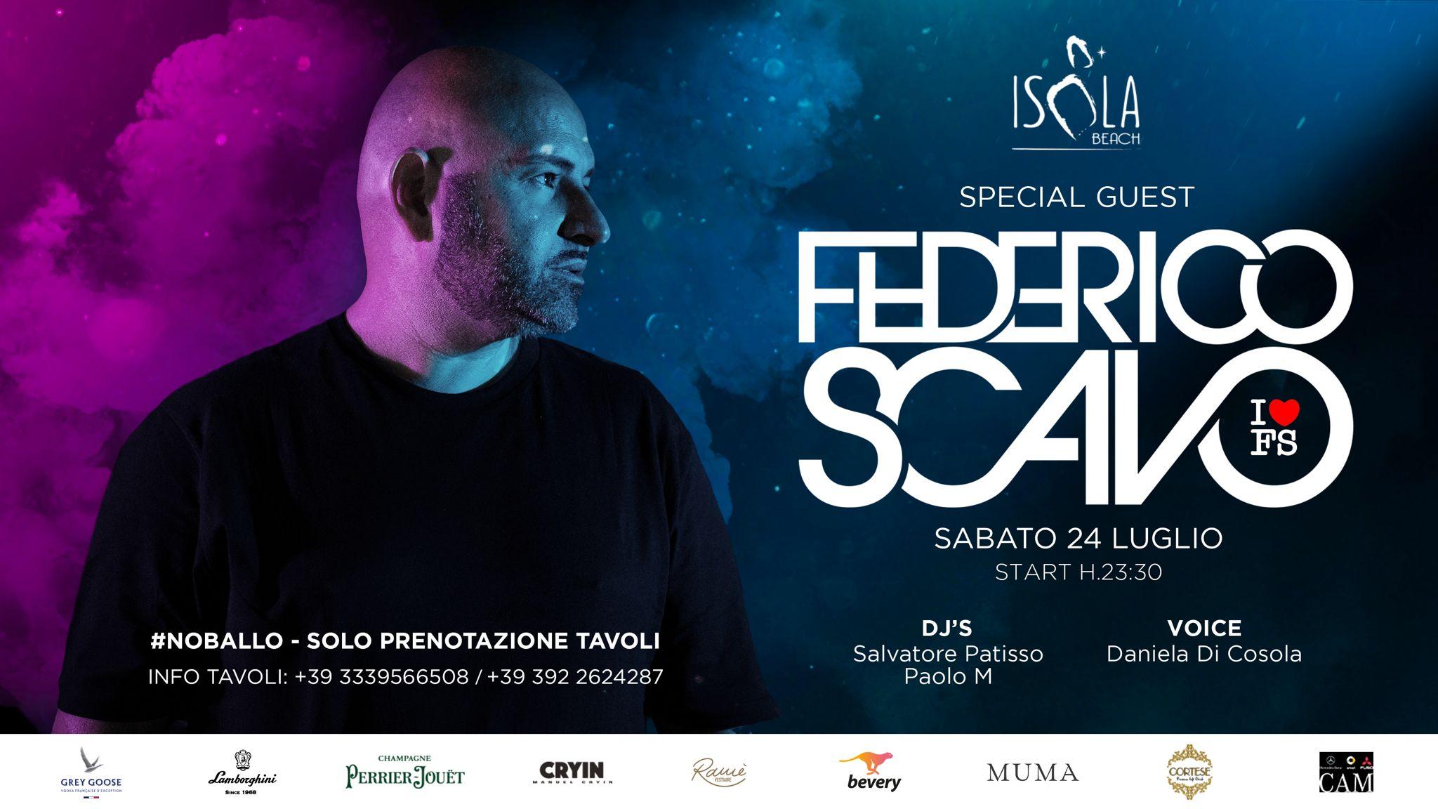 FEDERICO SCAVO | 24.07.21